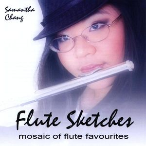 Flute Sketches