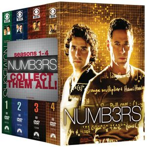 Numbers: Four Season Pack [Widescreen] [21 Discs] [Sensormatic]