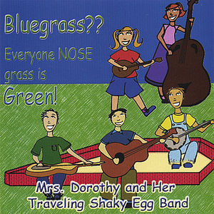 Bluegrass?? Everyone Nose Grass Is Green!