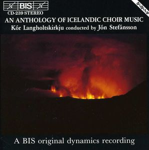 Anthology of Icelandic Choir Music
