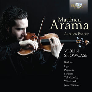 Violin Showcase