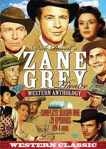 Zane Grey Theatre: The Complete First Season