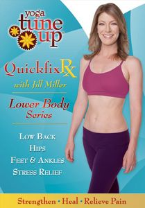Yoga Tuneup Quick Fix Rx: Back Hips Ankles and Feet Therapy