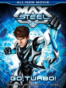 Max Steel Go Turbo
