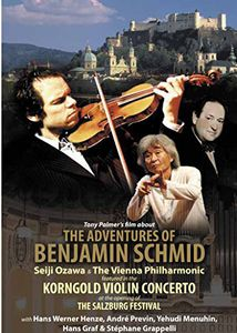 Tony Palmer's Film About The Adventures of Benjamin Schmid