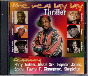 Thriller: The Real Lay Lay /  Various