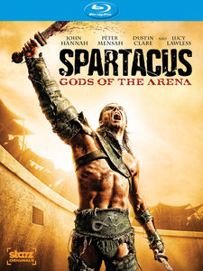 Spartacus: Gods Of The Arena [2 Discs]