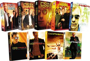 CSI Miami: Season 1-9