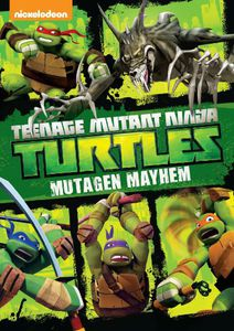 1.Teenage Mutant Ninja Turtles: Mutagen Mayhem
