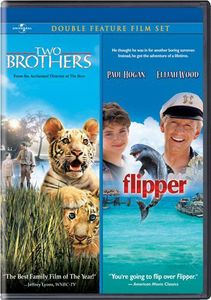 Two Brothers [2004]/ Flipper [1996] [Widescreen] [Double Feature]