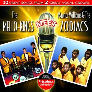 The Mello Kings Meet Maurice Williams and The Zodiacs