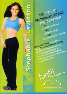 Ultimate Fat Burning Ski & Sport Workout