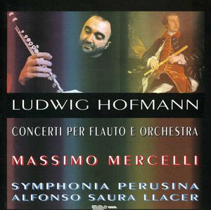 Concerti for Flute & Orchestra in G & D