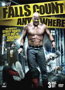 WWE: Falls Count Anywhere Matches