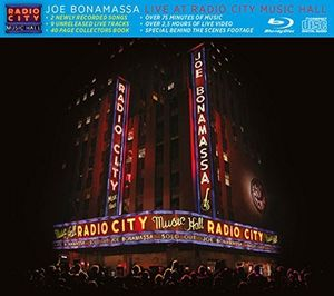 Live at Radio City Music Hall [Import]