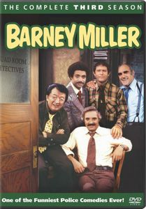 Barney Miller: The Complete Third Season