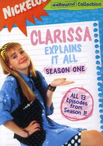 Clarissa Explains It All: Season One