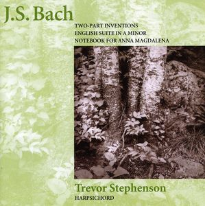J. S. Bach: Two-Part Inventions English Suite in a