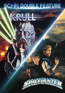 Krull /  Spacehunter (80's Sci-Fi Double Feature)
