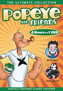 Popeye & Friends: Ultimate Collection