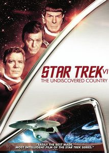 Star Trek VI: The Undiscovered Country [Widescreen] [Remastered]