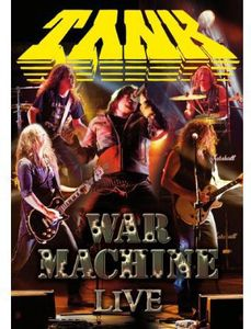War Machine Live [Import]
