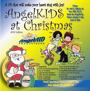 Angelkids at Christmas