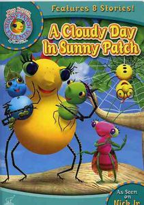 Miss Spider: A Cloudy Day In Sunny Patch [Childrens]