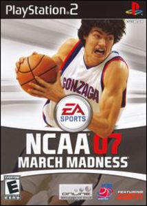 NCAA March Madness 07 for PlayStation 2