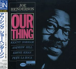 Our Thing [Import]