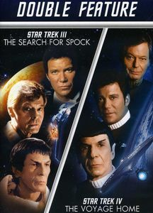 Star Trek III: The Search For Spock/ Star Trek Iv: The Voyage Home