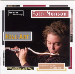 High Art: Chamber Music for Solo Flute