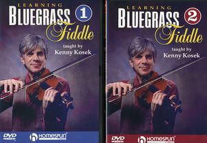 Learning Bluegrass Fiddle, Vol. 1 & 2