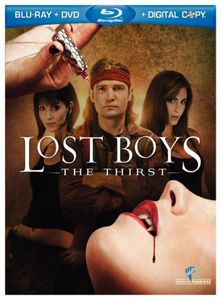 The Lost Boys: The Thirst [WS] [Blu-Ray/ DVD Combo] [Digital Copy]