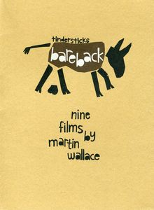 Bareback: Nine Films By Martin Wallace