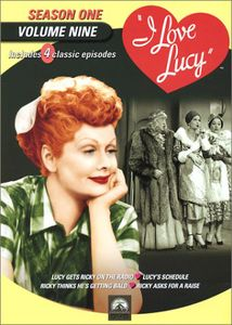 I Love Lucy: Season 1 Vol 9