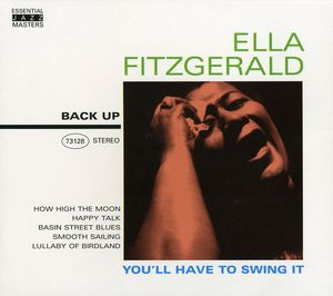 You'll Have to Swing It [Import]