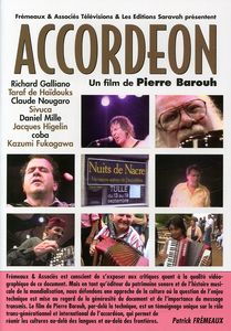 Accordeon: Un Film De Pierre Barouh