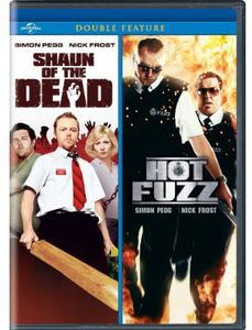 Shaun Of The Dead/ Hot Fuzz [Double Feature]
