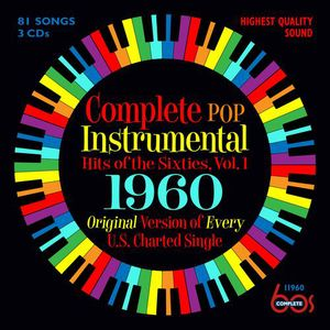 Complete Pop Instrumental Hits of Sixties 1 /  Various