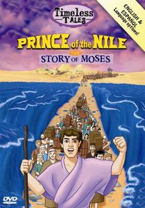 Timeless Tales: Prince Of The Nile [Color]