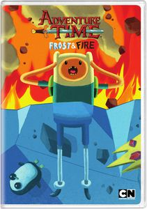 Cartoon Network: Adventure Time - Frost & Fire 9