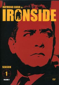Ironside: Season 1 - Vol. 1 [Standard] [Single Disc Version]