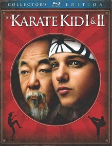 The Karate Kid I & II Collector's Edition