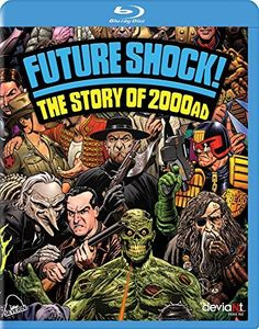 Future Shock!: The Story of 2000AD