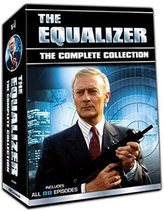 The Equalizer: Complete Collection All 4 Season - 88 Episodes