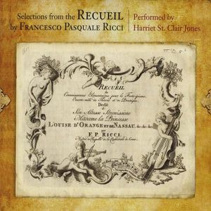 Selections from the Recueil By Francesco Pasquale
