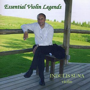 Essential Violin Legends