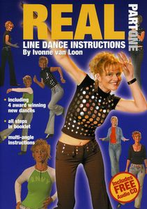 Real Line Dance Instructions [Import]