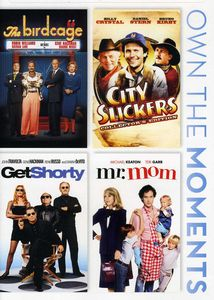 The Birdcage/ City Slickers/ Get Shorty/ Mr. Mom